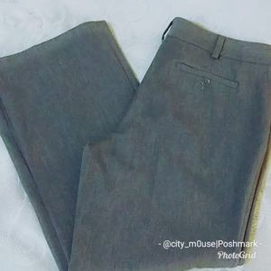 5 for $25 -  Charcoal Gray Trousers Wide Leg